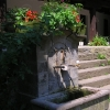 Brunnen in einem Kloster nahe Trojan