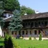 Wohngebäude in einem Kloster nahe Trojan