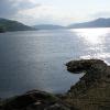 ... auf den Trondheimer Fjord