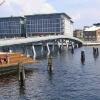 der Hafen von Trondheim