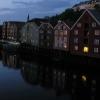 Nacht in Trondheim