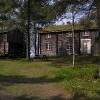 典型的挪威的木屋