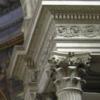 das Panthéon von innen