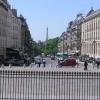 von fast überall aus sichtbar: der Eiffelturm