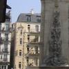 """kleinerer  """"Triumphbogen"""" im Stadtteil St. Denis"""