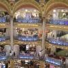 inside Galeries Lafayette