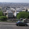 在上面可以看见几乎全部的巴黎。。。