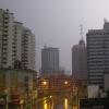 去拉萨的前一个晚上有很厉害的哦雷雨