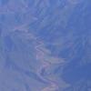 西藏的山谷