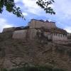 两个大的江孜市的寺庙之一