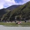 这是西藏的铁路的开始