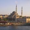 Angler am Bosporus