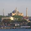 Blick auf die Istanbuler Altstadt