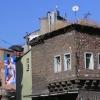 Gegensätze zwischen alt und modern in Istanbul