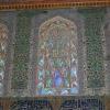 ... und bunte Wände im Topkapi Serayi