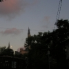 evening at Sultan Ahmed