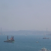 the Bosporus bridge