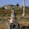 here was the temple of Artemis