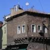 传统和现代的伊斯坦布尔的相反